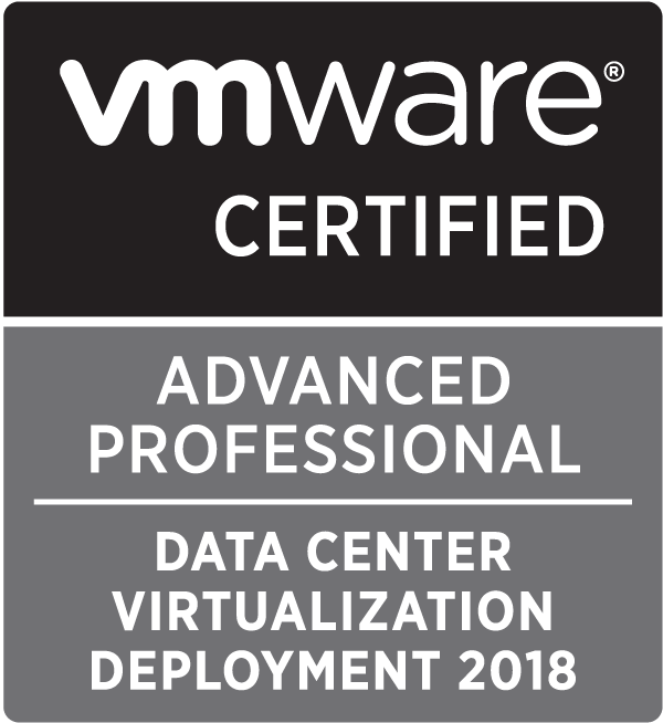 It's a pass - Thoughts on the VCAP DCV deploy exam