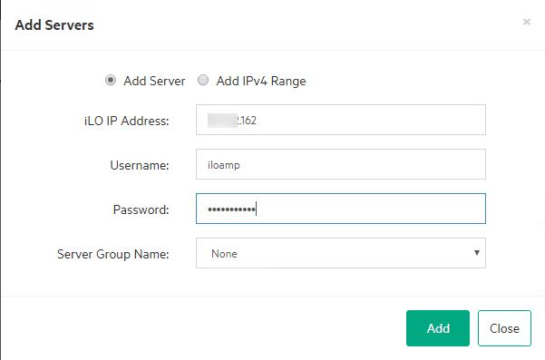 Add server