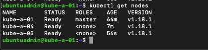 Verify nodes