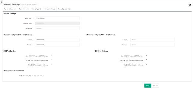 Configure name