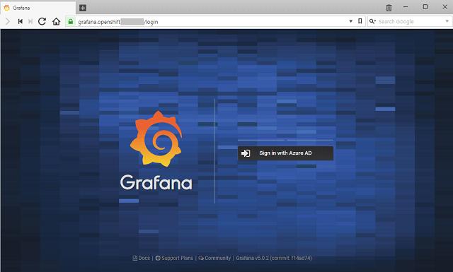 Openshift Azure AD login