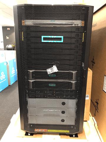 Compute rack