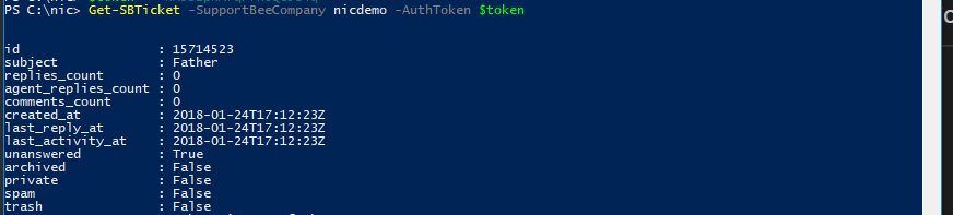 Creating a Powershell module as an API wrapper