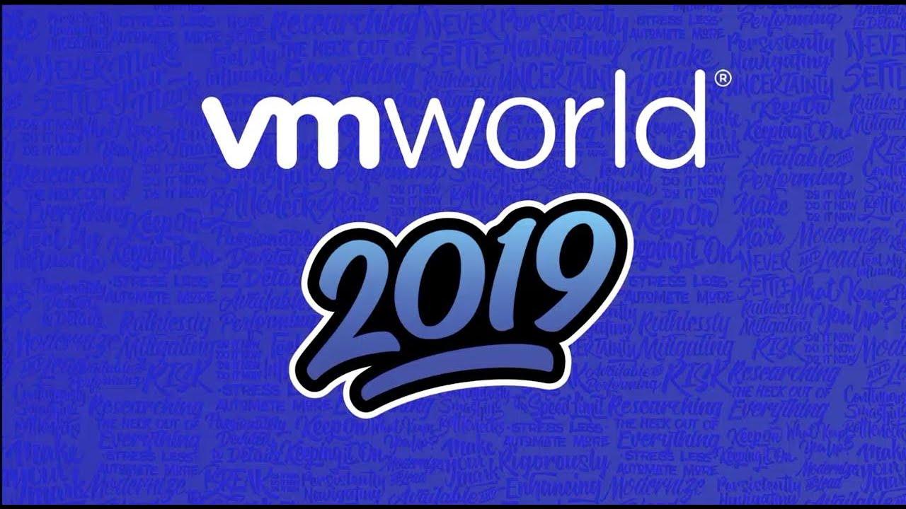 VMworld 19